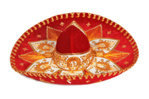 An image of a red hat